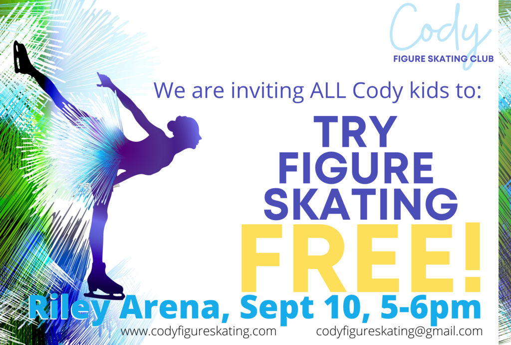 Free Figure Skating Flyer